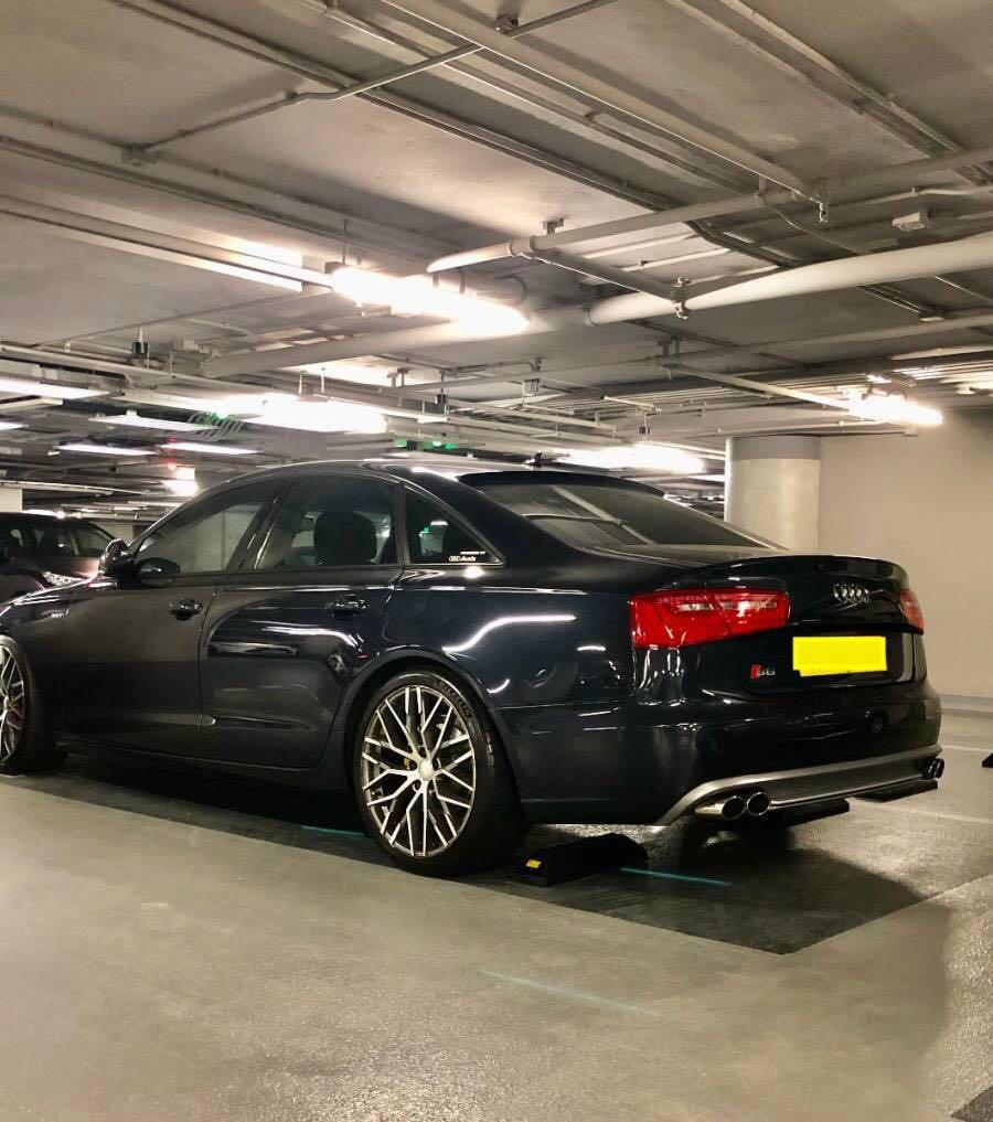 Audi A6 Sedan 2.8 FSI mu (A)
