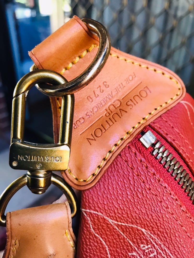 Authentic Vintage Louis Vuitton Limited Edition Traveling Bag