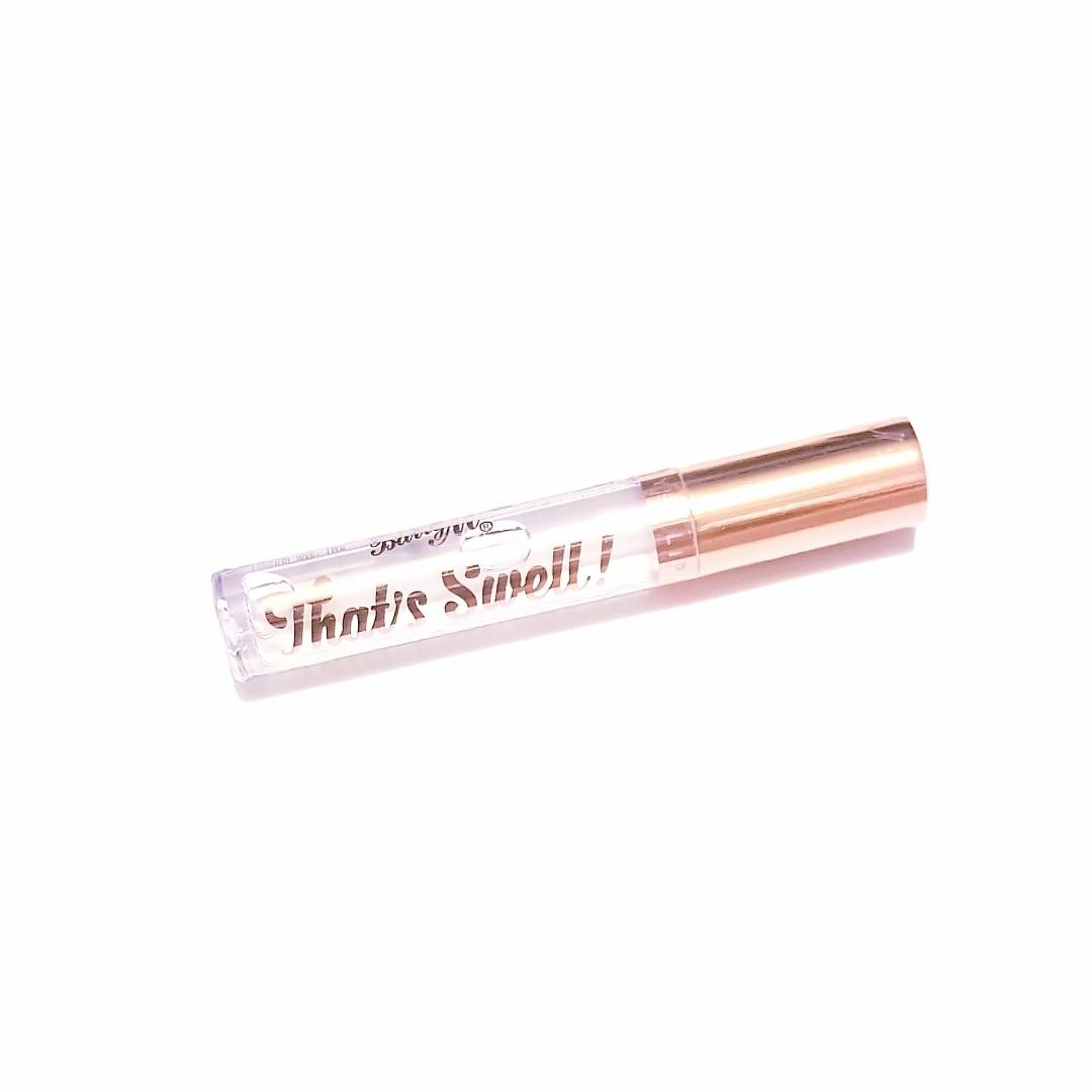 Barry M That's Swell Original Lip Plumper Plumping Clear Gloss