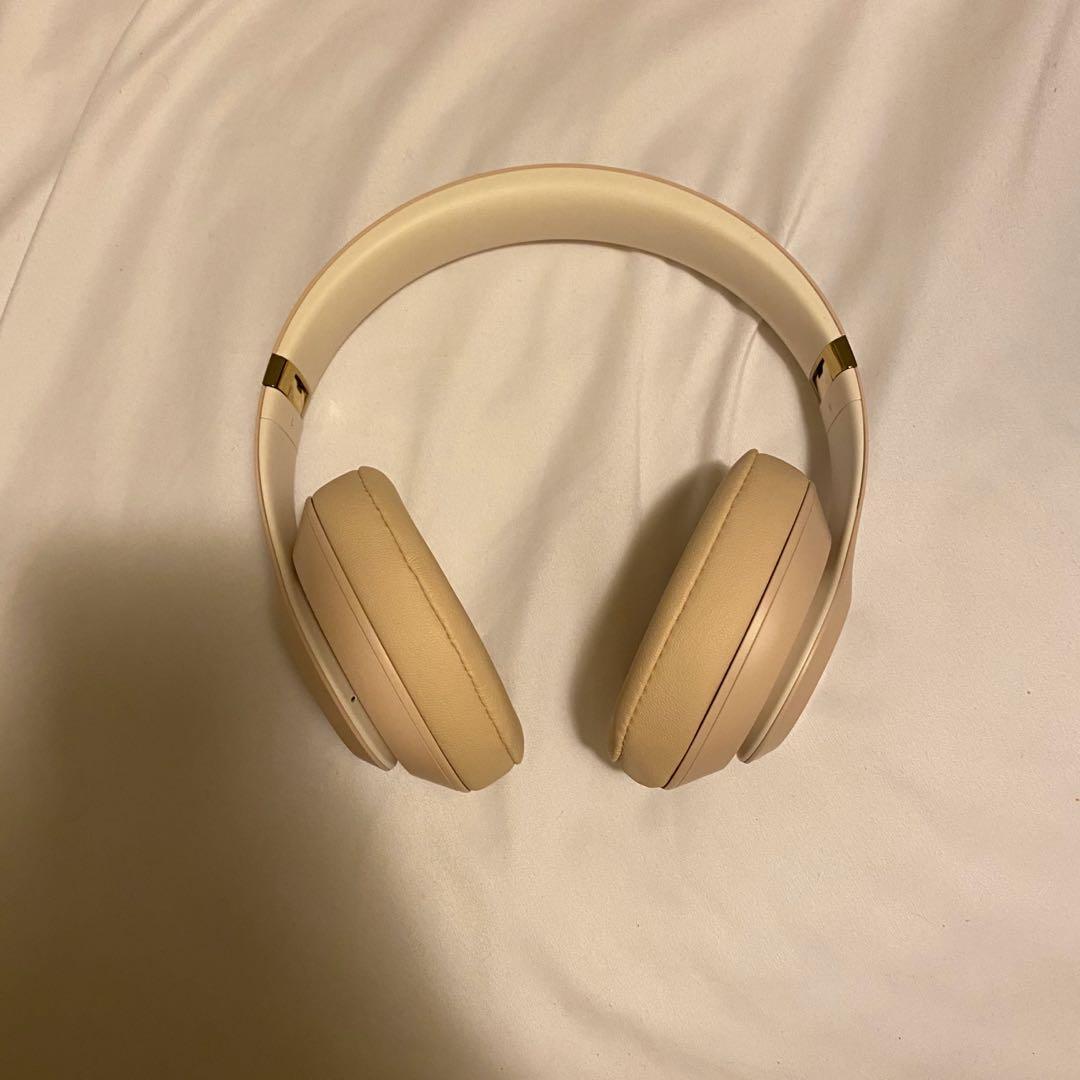 Beats Studio³ Wireless Over-Ear Headphones - Desert Sand