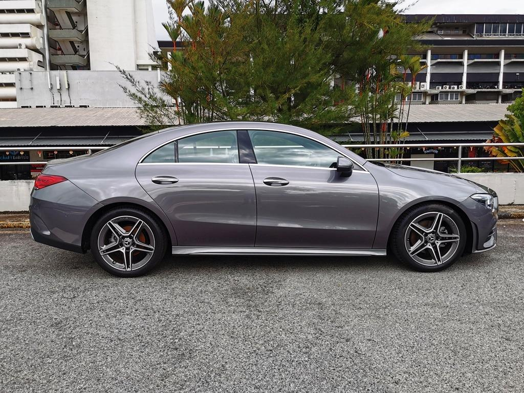 Brand New CLA180 Coupe Premuim Plus