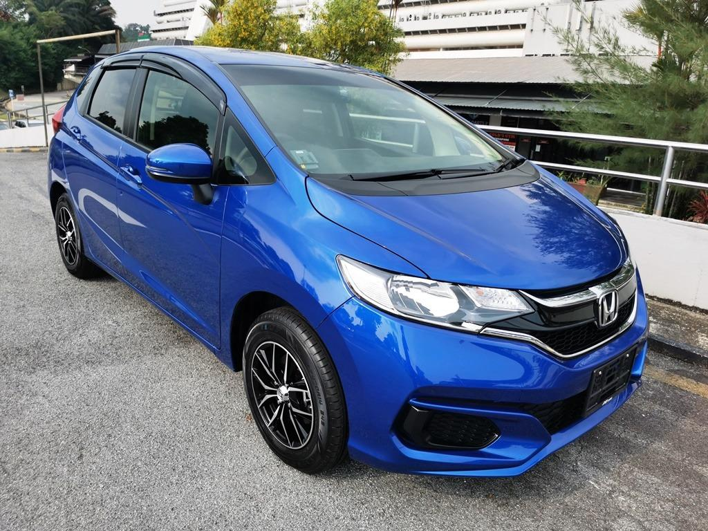 Brand New Honda Fit For Sales