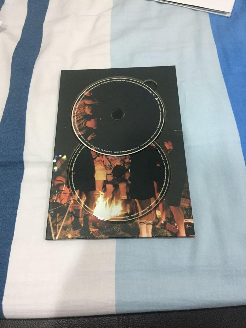 BTS Young Forever (night version) *collector edition