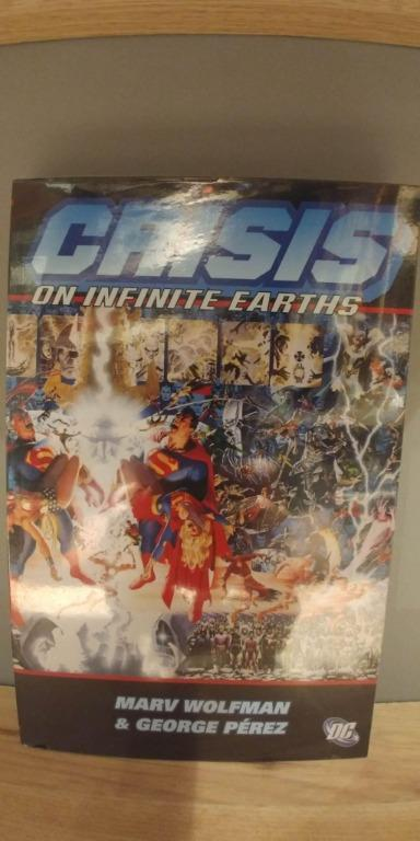 Crisis on Infinite Earths TPB (2000 DC) # 1-REP 7TH PRINTING
