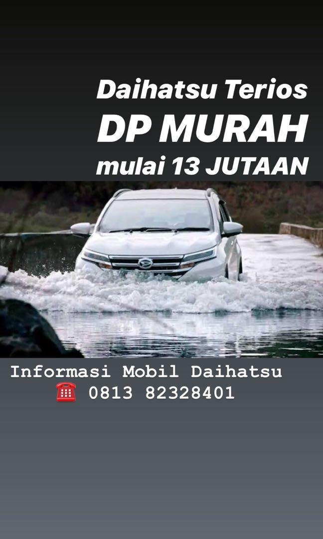 Daihatsu Terios DP MURAH mulai 13 jutaan. Daihatsu Pamulang