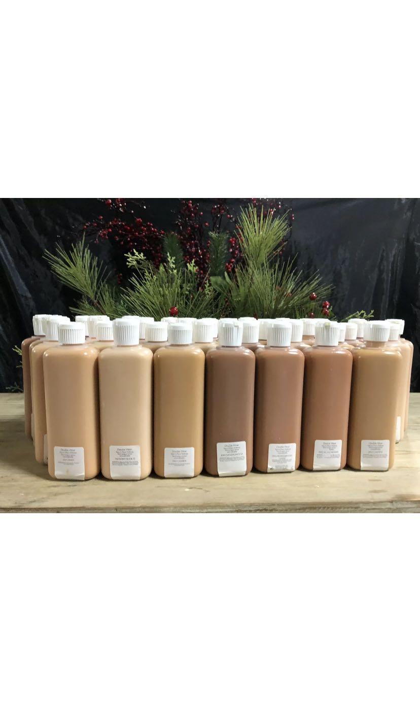Estée Lauder double wear foundation 200ml $180 each bottle