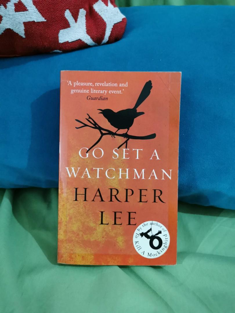 GO SET A WATCHMAN by Harper Lee FREE Delivery for Metro Manila