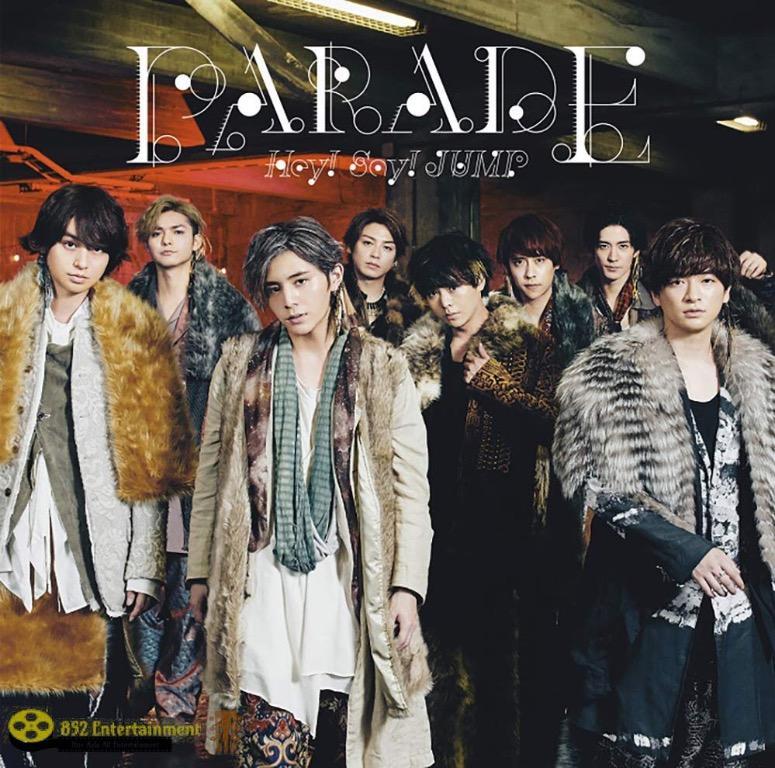HEY! SAY! JUMP Parade (普通版) (TW) CD 2019 (包郵)