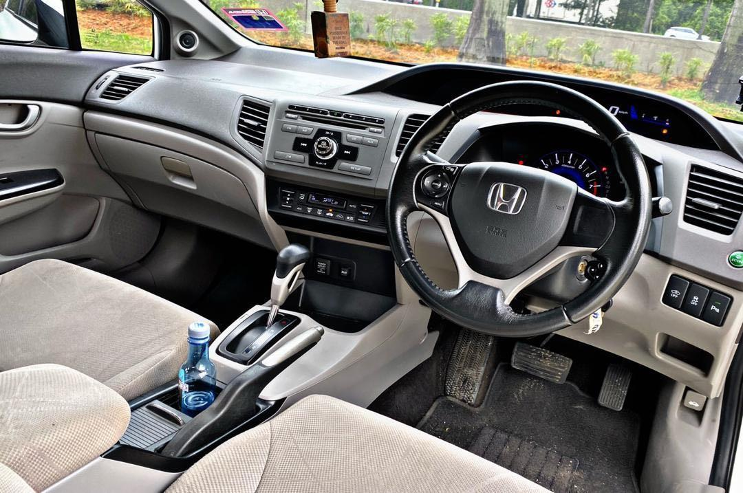HONDA CIVIC FB 1.8 i-VTEC AUTO SEWABELI BERDEPOSIT
