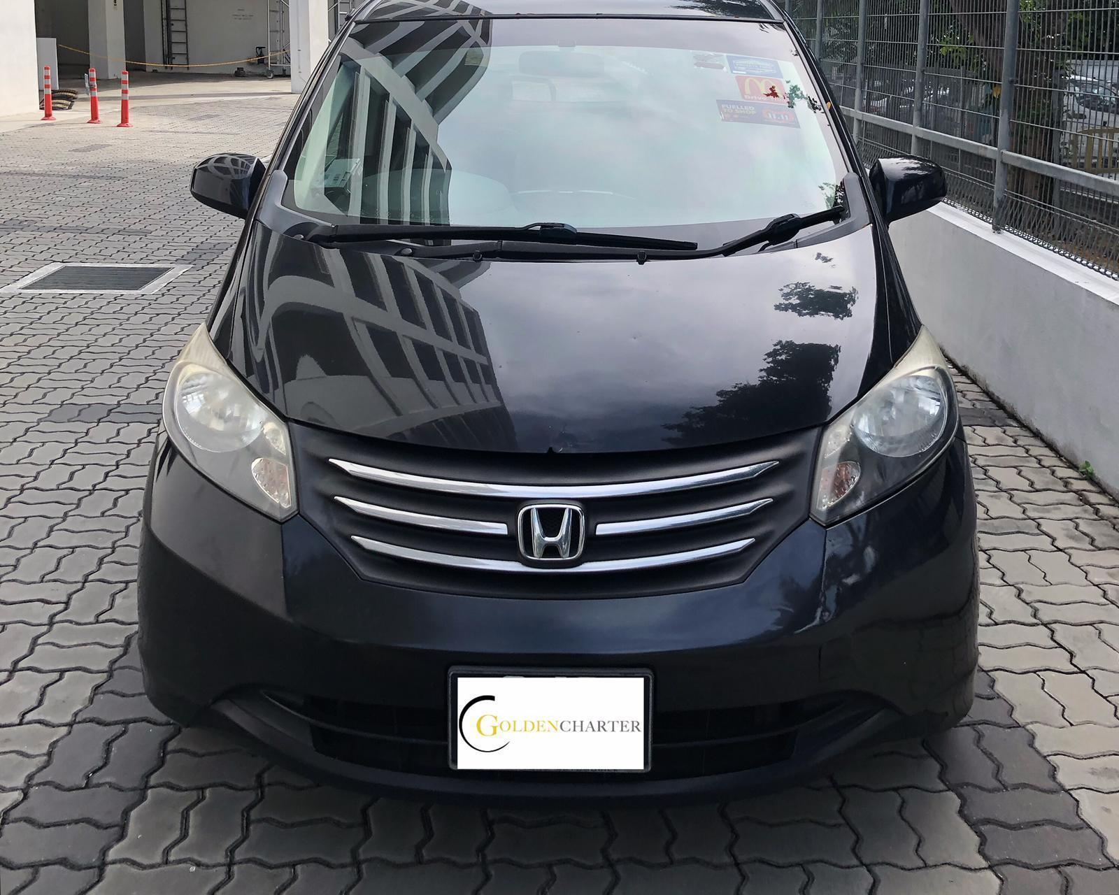 Honda Freed for rent Grab Rental Gojek Or Personal Use low price and CHEAPEST RENTAL