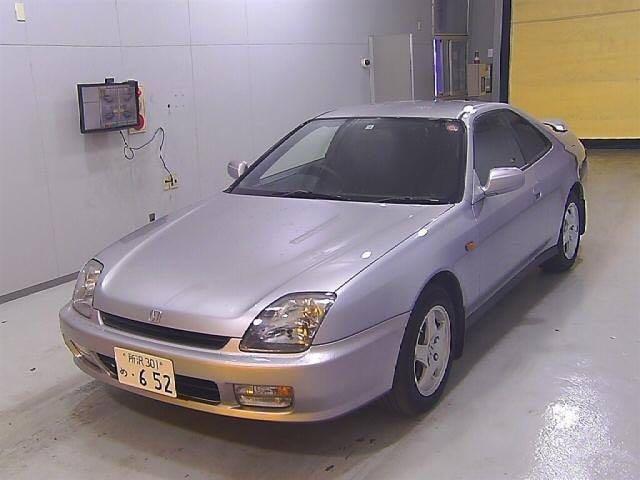 Honda Prelude - Auto
