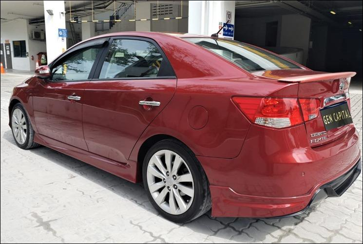 Kia Cerato - @97396107 $500 DRIVEAWAY! What are you waiting for!!!