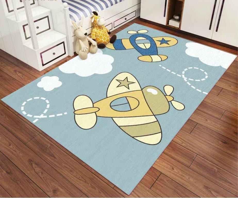 Printed Floor Rug Carpet