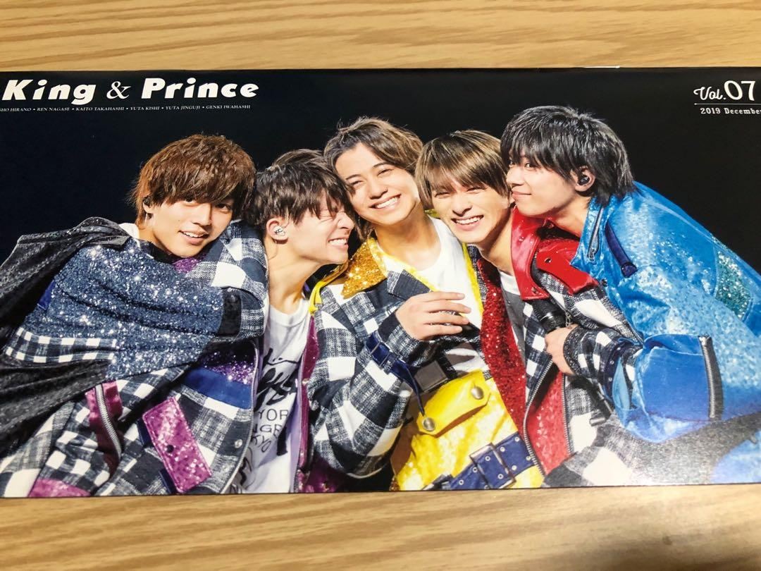 King & Prince會報
