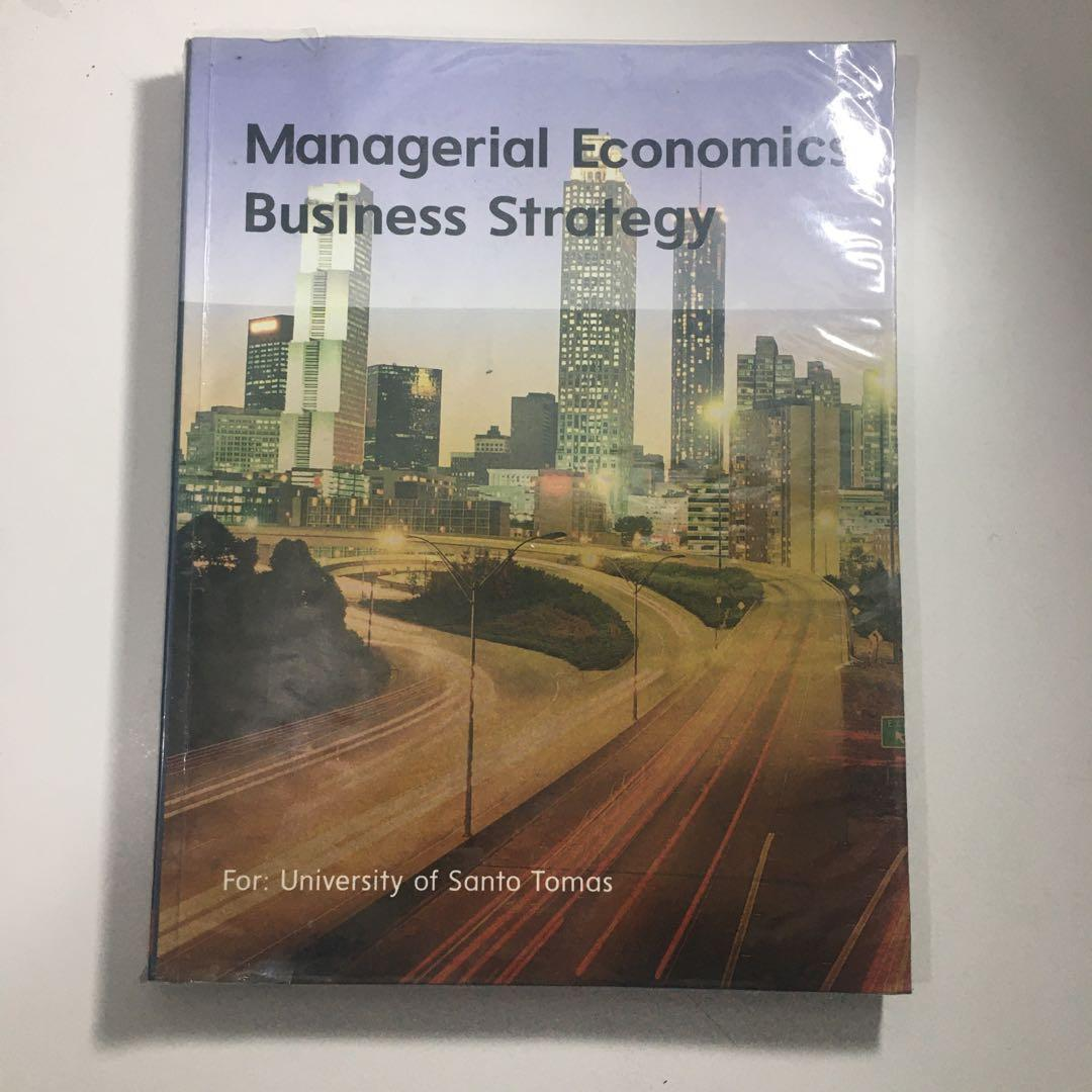 Managerial Economics Business Strategy (McGraw-Hill) by Baye and Prince