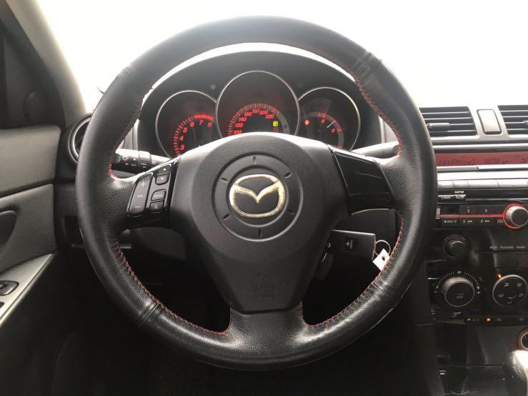 Mazda 2009年 Mazda 3
