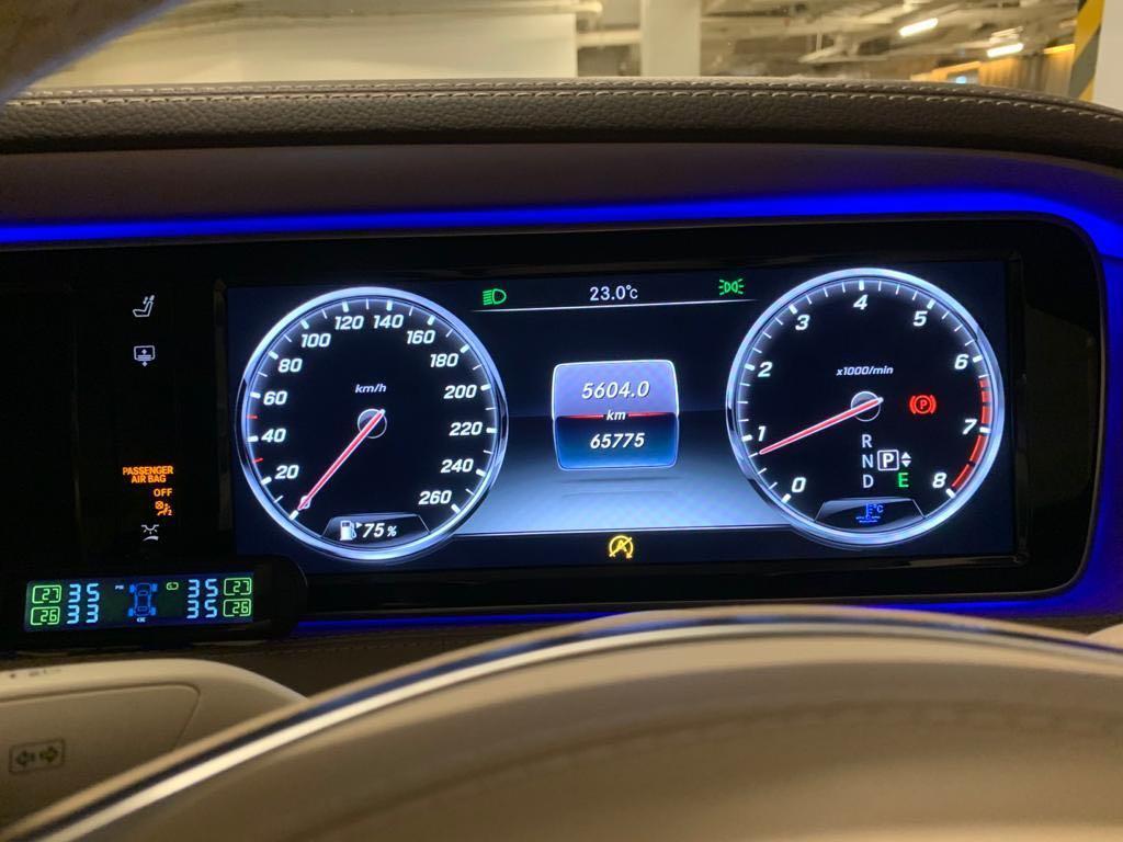 Mercedes-Benz S320L S320 Auto