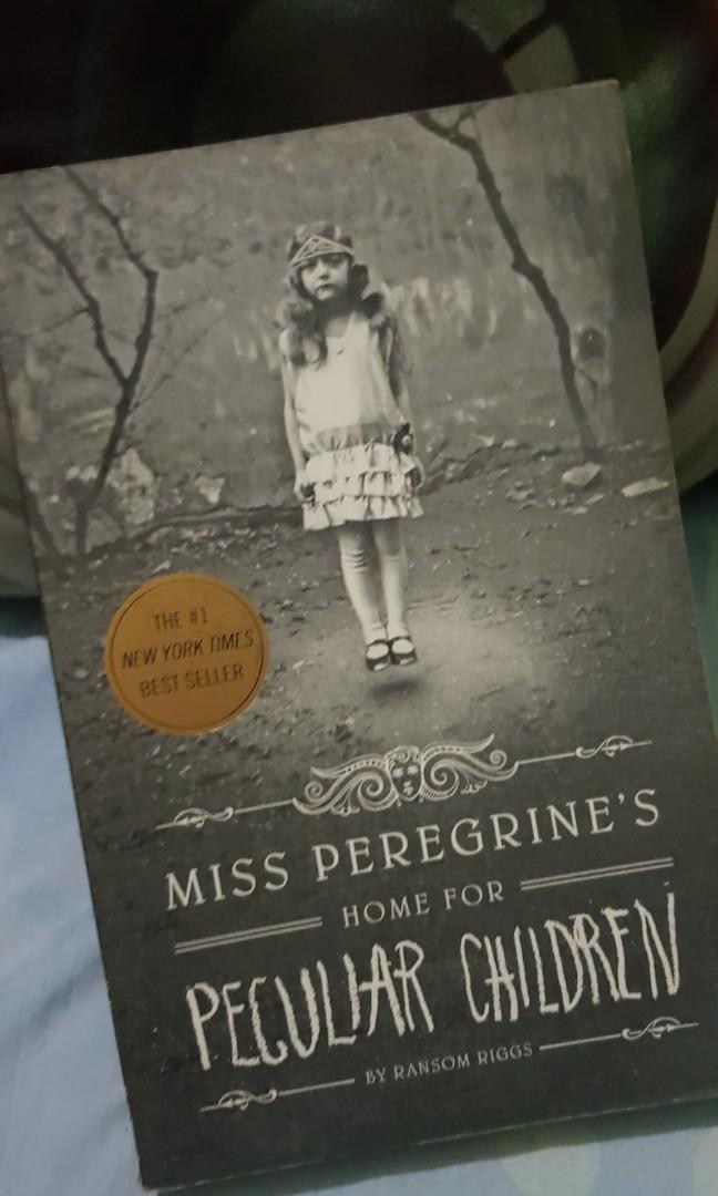 Miss Peregrine's Home for Peculiar Children & Hollow City by Ransom Riggs