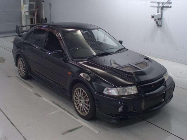 Mitsubishi Lancer GSR Evolution 6 4WD Manual
