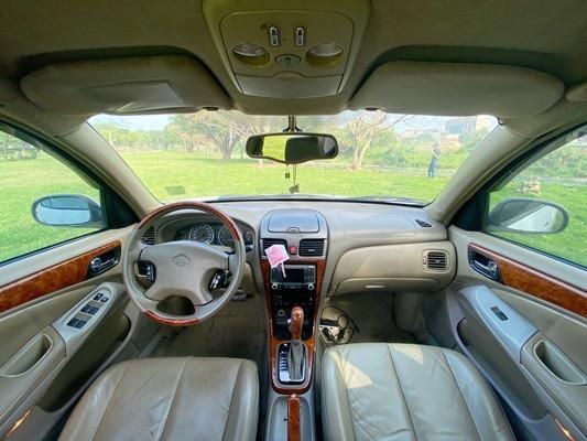 Nissan 日產 Santra 180 頂級款 省油好開好養 代步車
