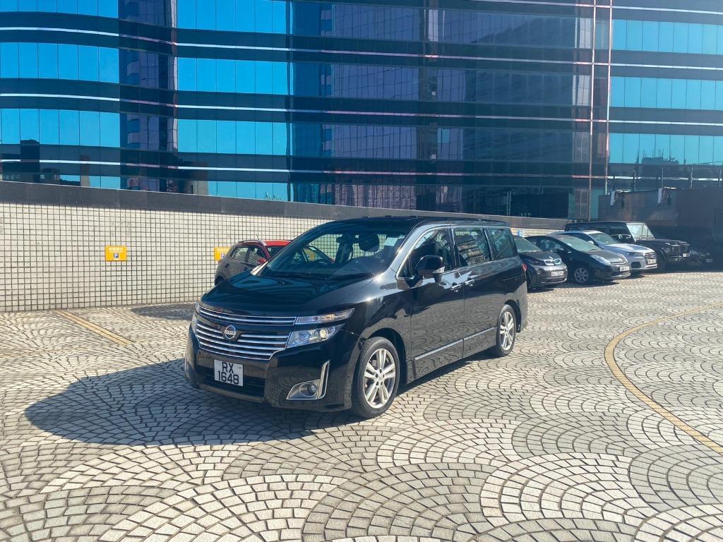 Nissan Elgrand 3.5L Auto