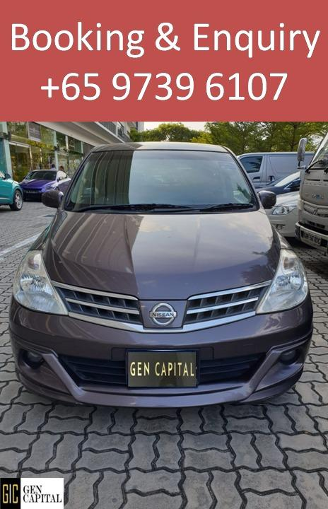Nissan Latio Hatchback - @97396107 $500 DRIVEAWAY! What are you waiting for!!!