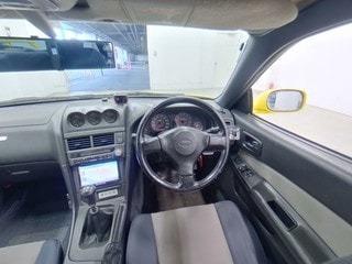 Nissan Skyline 25GT TURBO CP Manual