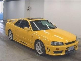 Nissan Skyline 25GT TURBO CP Manual