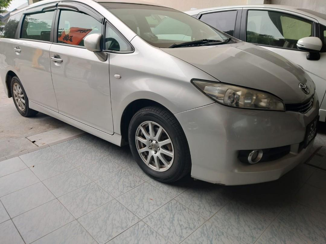 PHV Ready Toyota Wish