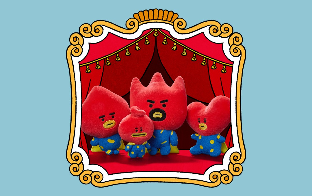 (PO) Official BTS BT21 Universe Doll Series (TATA Edition)