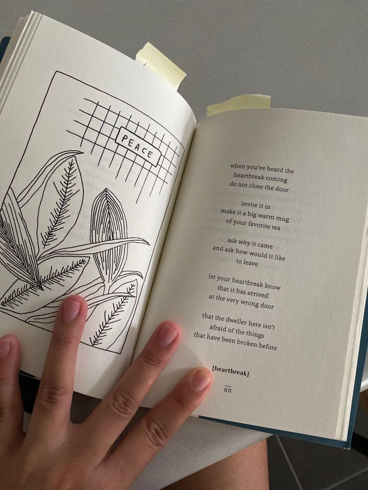 Poetry Book - Yesterday I Was The Moon by Noor Unnahar