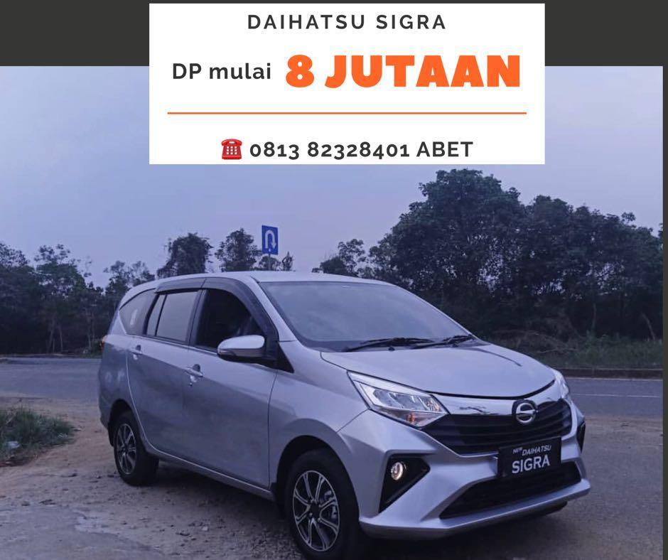 PROMO AKHIR TAHUN Daihatsu Sigra DP mulai 8 jutaan