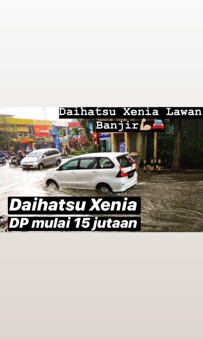 PROMO AKHIR TAHUN Daihatsu Xenia DP mulai 15 jutaan