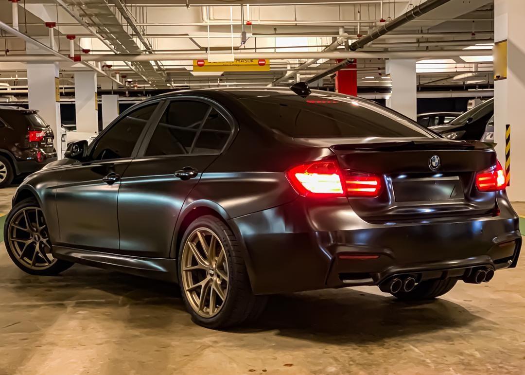 SEWA BELI>>BMW F30 320D (DIESEL) TWIN POWER TURBO 2012