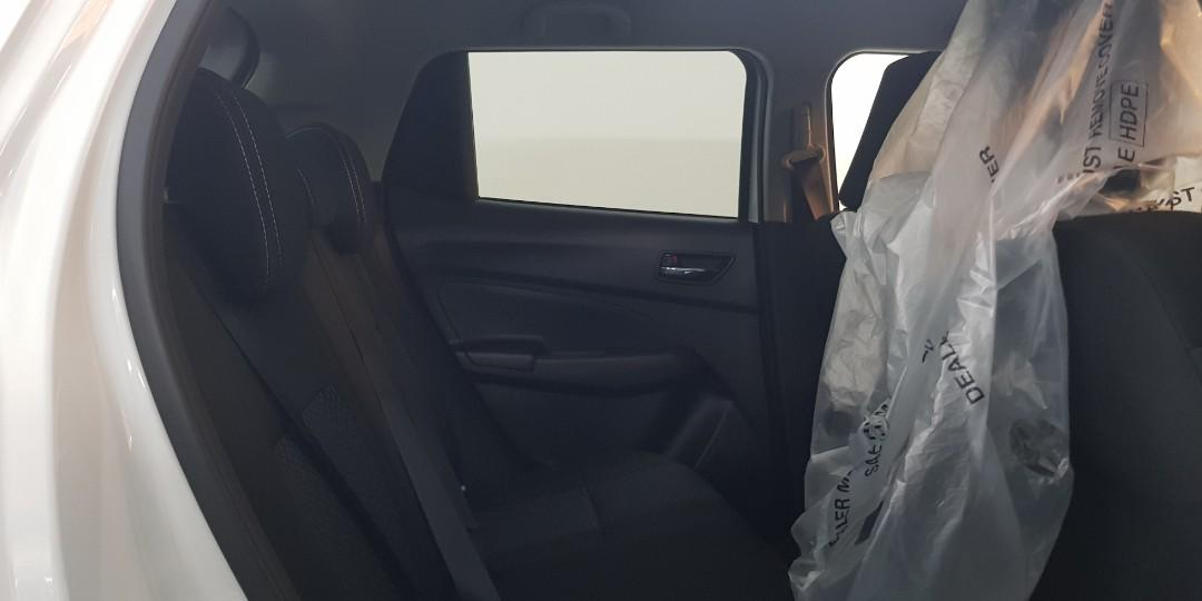 Suzuki Swift Hybrid RS 1.2 Auto