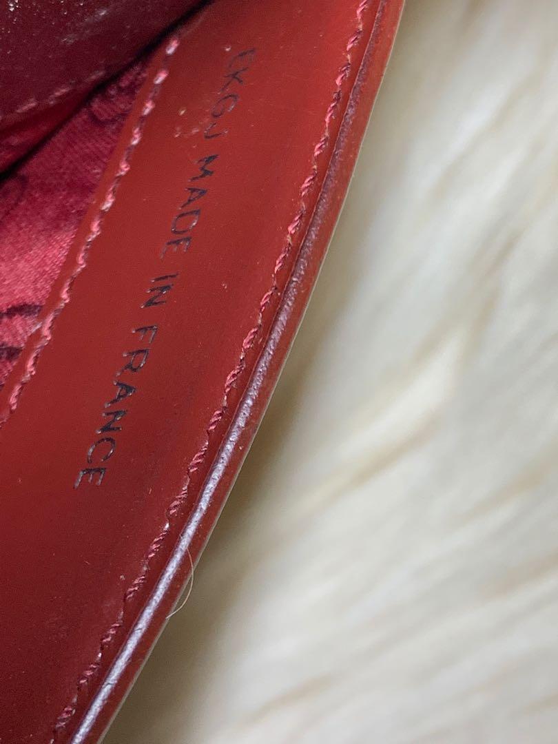 Tas tangan Cartier authentic Unisex full leather 26 x 18 x 6 cm, mewah langka jarang ada, serius aja no php!!