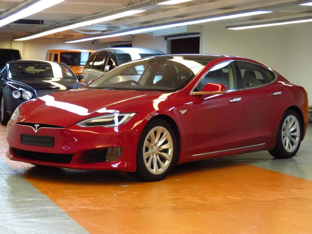 Tesla 【🚨TESLA開倉🚨 歡迎查詢☎️】  Model S 60D Auto