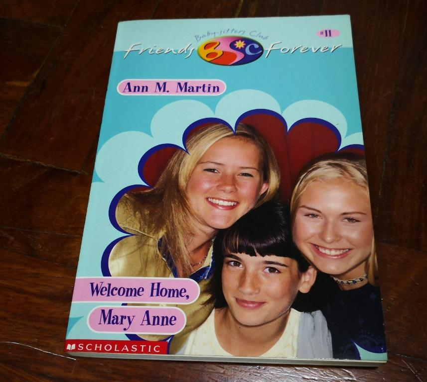 Bundled : The BABYSITTERS CLUB Friends Forever (2 books - #10 & #11)