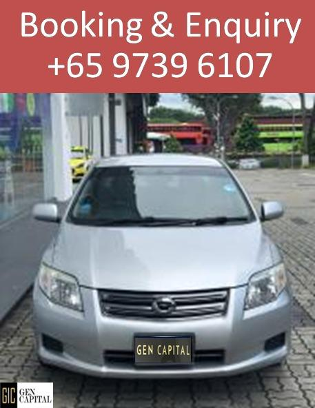 Toyota Axio - @97396107 $500 DRIVEAWAY! What are you waiting for!!!