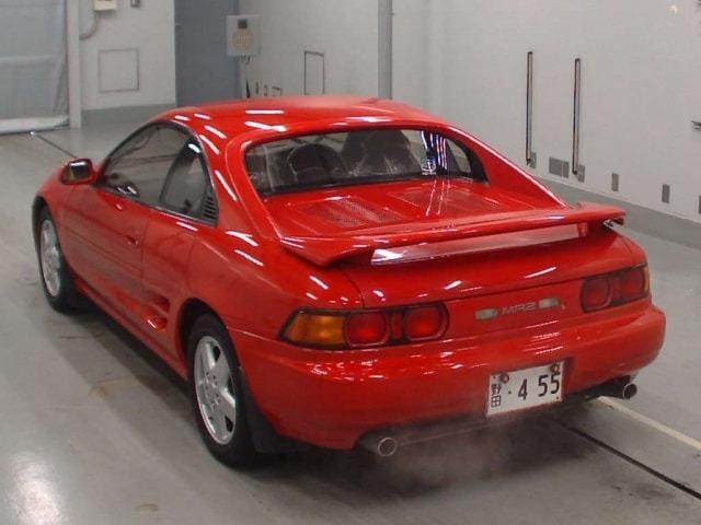 Toyota MR2 SW20 Auto