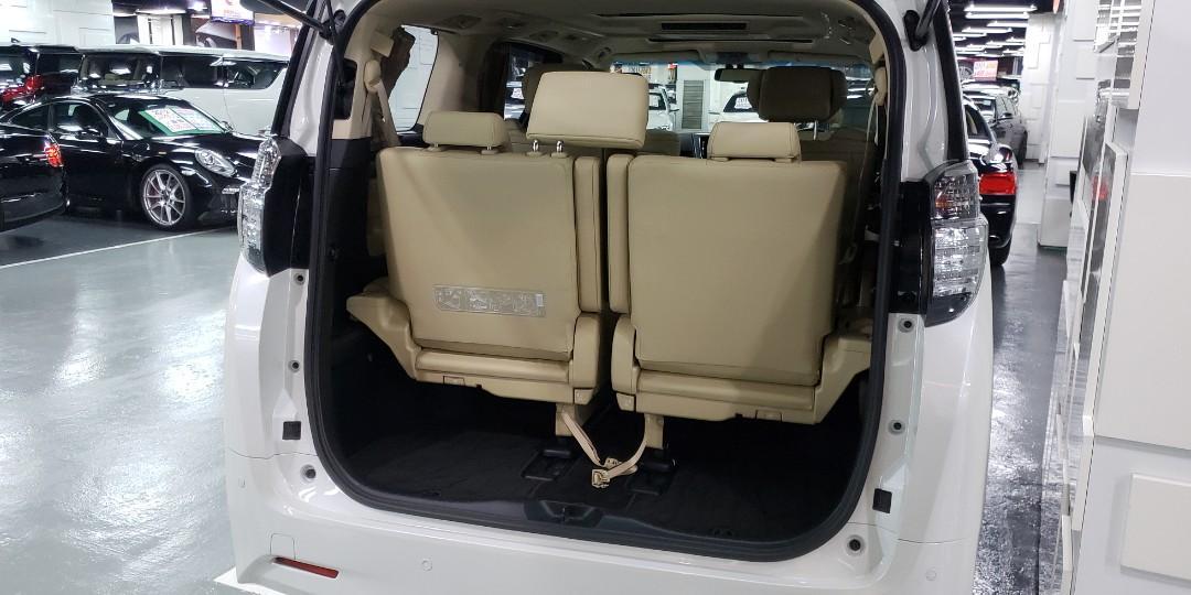 Toyota Vellfire 3.5 V (A)