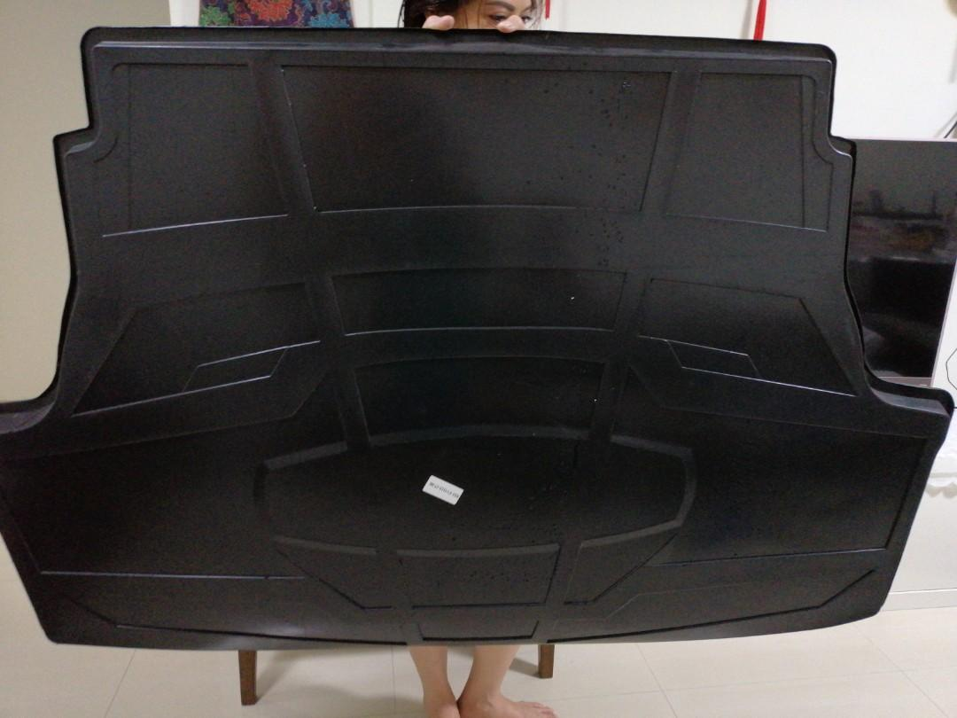 (Toyota Vios 2016)Behind The Inside Boots plastic Layout cover to prevent wet item like fish n others