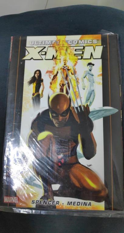 Ultimate Comics: X-Men TPB (2012 Marvel) By Nick Spenser #1-1ST