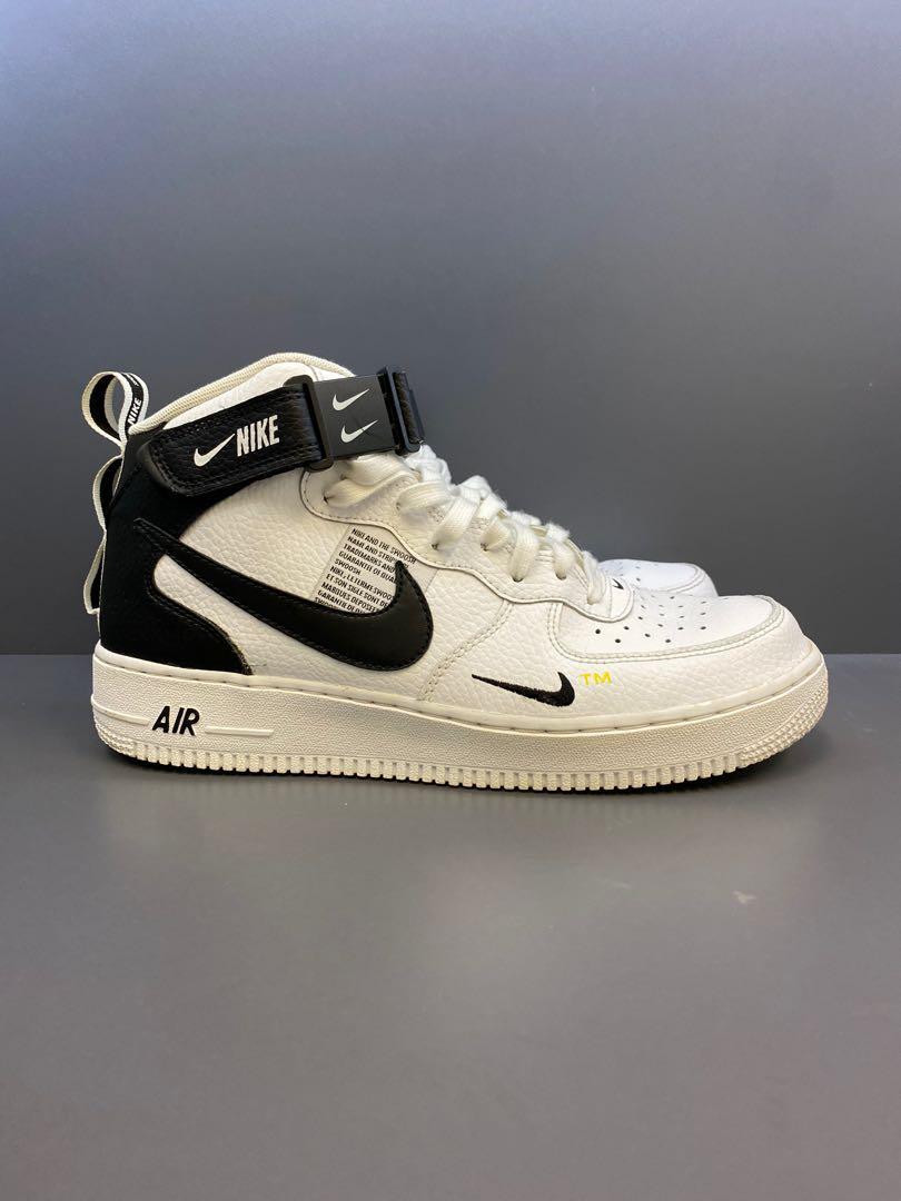 9.5 Nike Air Force 1 Mid LV 8 Utility