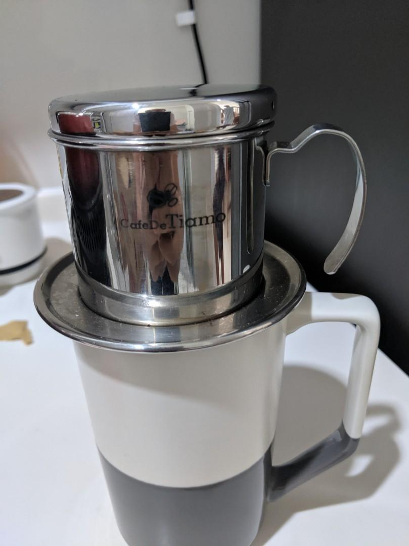 Vietnamese Drip Coffee Maker Home Appliances Kitchenware On Carousell