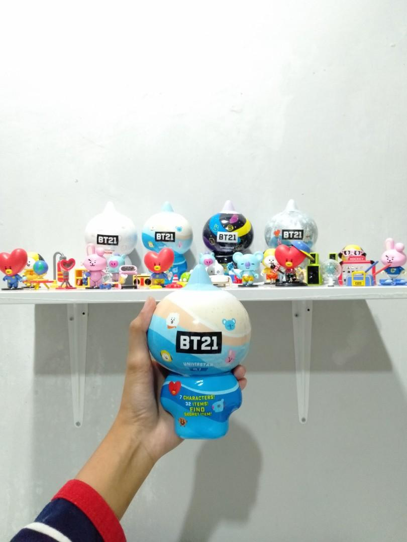 (WTS/LFB) 'CHIMMY' BTS BT21 Collectible Figure Blind Pack Vol.2 (Summer Vacation Theme)