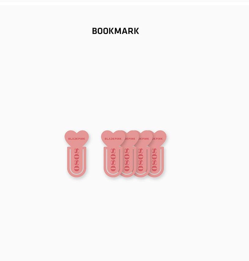 YG BOX6 - Stationery set ver 2, Artist : Blackpink