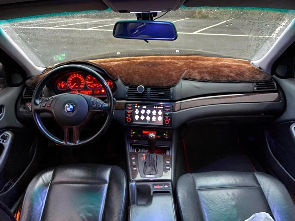 2003年 BMW 330I 便宜出售 現況賣15萬