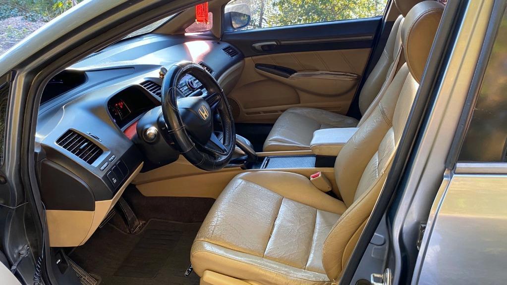2007年 Honda K12 1.8 僅賣15萬8 可全額貸 有車開再拿現金15-20萬好過年