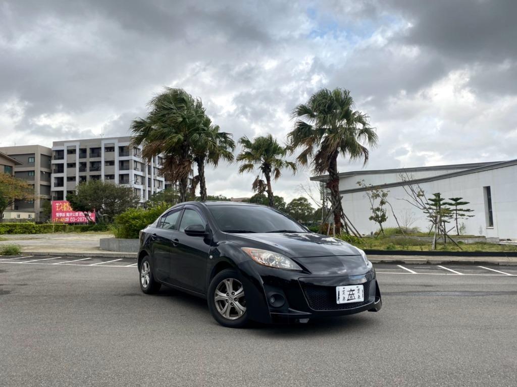2010年 Mazda3 1.6 有天窗 僅跑11萬 🉑全額貸 🉑超貸5-10萬資金周轉